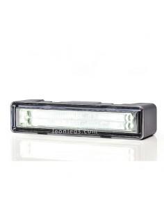 Luz diurna LED 12/24V de Was homologado con soporte de sujección   LeonLeds