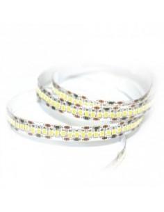Esquema de instalación de tira LED monocolor de 12v con dimmer 18W para interio Vtac | LeonLeds Iluminación
