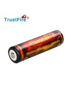 Batería Litio 18650 TrustFire serie Flame 3000Mah li-ion   LeonLeds