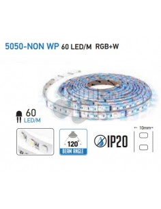 Tira de LED Vtac V-tac 12 voltios IP20 SMD5050 | LeonLeds