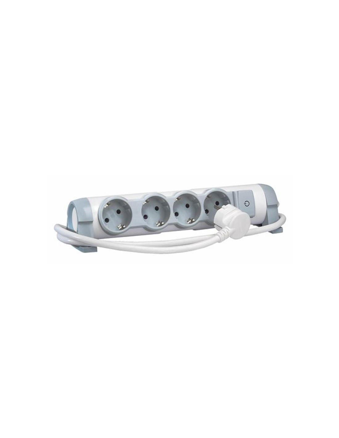Alargador de 3 enchufes con interruptor legrand - Enchufes con interruptor ...