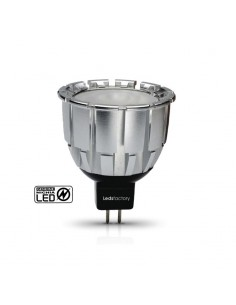 Bombilla Led MR16 Regulable -8W- 60º