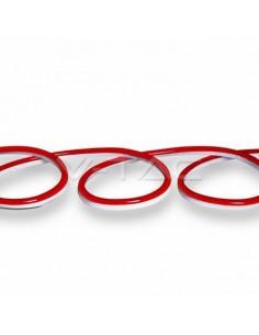 Tira Led Neon - Rojo- 10 Metros