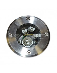 Foco de suelo para Exterior 4791 V-tac Redondo IP65 | LeonLeds