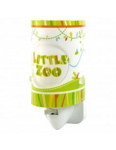 Quitamiedos Infantil Luz de Noche Little Zoo de Dalber 63115 | LeonLeds