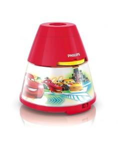 Proyector y Luz de Noche Infantil de Cars Disney -Philips- | Leonleds