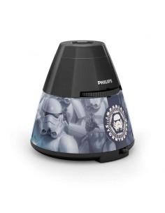 Proyector y Luz de Noche Infantil de Star Wars -Philips- | Leonleds