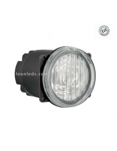 Faro Redondo Ø80 LED -Antiniebla- con cable Homologado E20   Leonleds