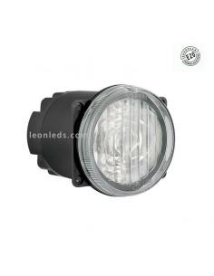 Faro Redondo Ø80 LED -Antiniebla- con conector Homologado E20   Leonleds