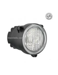 Faro Redondo LED Ø84 -Antiniebla- Con Cable Homologado E20   LeonLeds