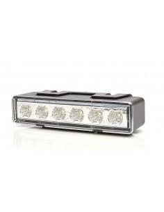 Piloto Estroboscópico LED - Luz Advertencia Naranja Ambar para Grúas Camiones | LeonLeds