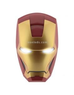 Aplique led Infantil de Pared Iron Man de Marvel -Philips- | LeonLeds