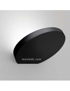 Aplique de Pared Led Flap Negro 20W -ArkosLight-