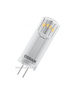 Osram Parathom LED G4 300º 1.8W 827 Calida 12V Equivalente 20W Bombilla LED G4 de LedVance | LeonLeds Iluminación