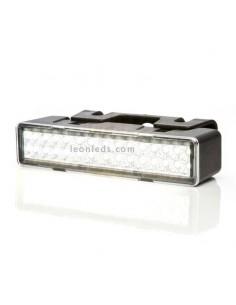 Luz diurna homologada LED 12/24V de Was 30 Leds para vehículos baratas| LeonLeds