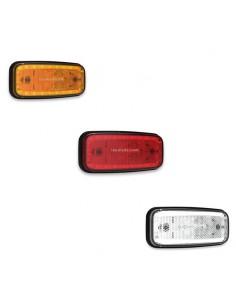 Piloto Lateral LED 2 funciones FT-075 LED de Fristom en 3 colores Blanco, Rojo y Naranja | LeonLeds