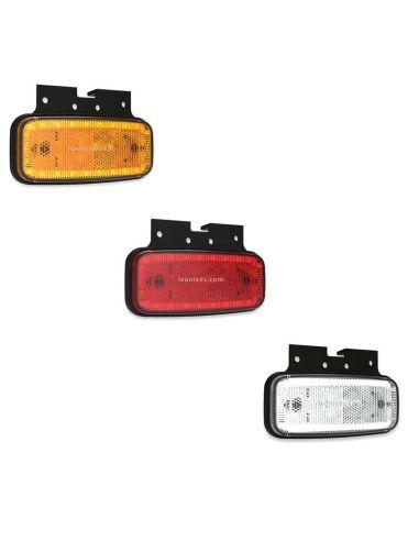 Piloto Lateral LED 2 funciones FT-075 Con Soporte e Fristom al mejor precio de internet   LeonLeds