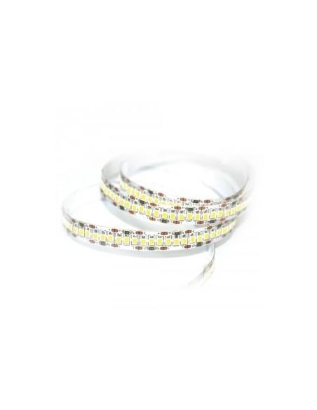 Esquema de instalación para Tira LED 12v Monocolor 18W/m Luz Fría 6000K SMD2835 IP20 5 Metros Vtac | LeonLeds Iluminación