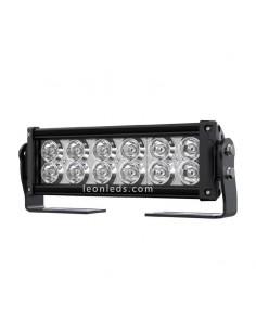 Barra LED para 4X4 de 314 mm -60W- para coches y tractores al mejor precio   LeónLeds Iluminación