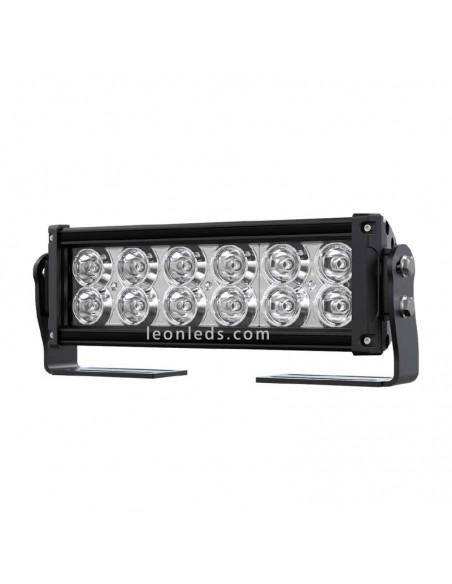 Barra LED para 4X4 de 314 mm -60W- para coches y tractores al mejor precio | LeónLeds Iluminación