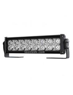 Barra LED para 4X4 de 404 mm -80W- para coches vehículos todoterreno al mejor precio | LeonLeds Iluminación