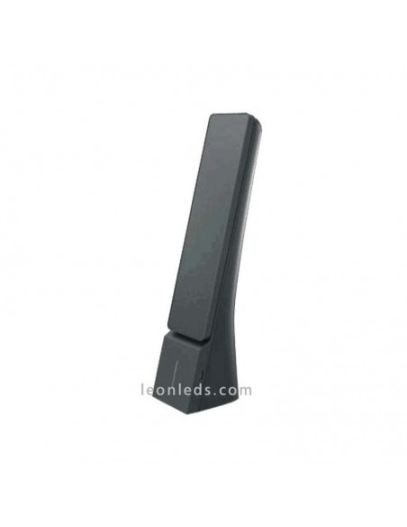 Flexo para estudio LED negro con una potencia de 4W con 3 tonalidades intensidad regulable | LeonLeds Iluminación