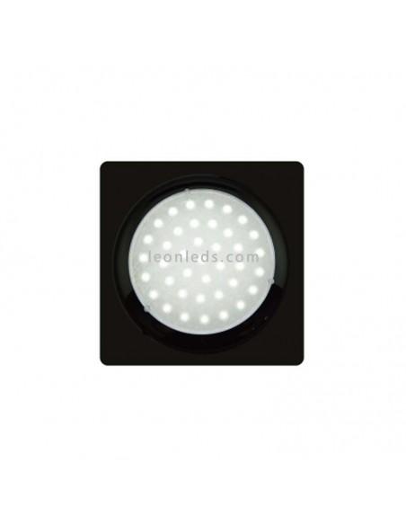Plafón LED Redondo para interior 12/24V 2590Lm para camiones al mejor precio   LeonLeds Iluminación