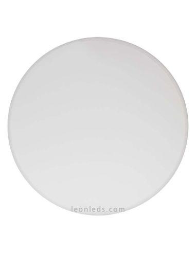 Difusor Blanco Lámpara Nicole Diam 40 para plafones y lámparas al mejor precio | LeonLeds Iluminación