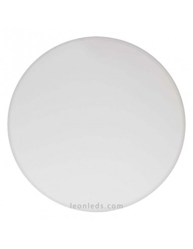 Difusor Blanco diametro 30 para Lámparas y Plafones Nicole al mejor precio de internet | LeonLeds Iluminación