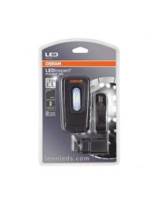 Osram Pocket 160 Ledil204 Magnética, recargable a traves de usb Lintern LED mecanico | LeonLeds Iluminación
