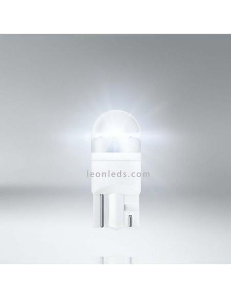 Bombilla LED T10 de Osram LedDriving W5W - Bombilla LED sin casquillo Osram | LeonLeds.com