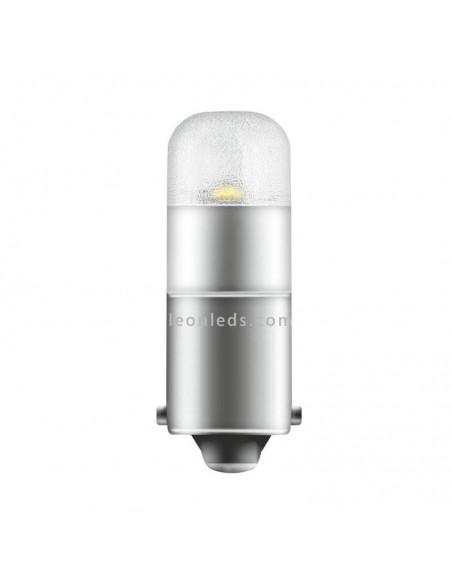 Bombilla LED T4W Ba9S de Osram Premium  pack de 2 unidades para tu atumovil | LeonLeds Iluminación