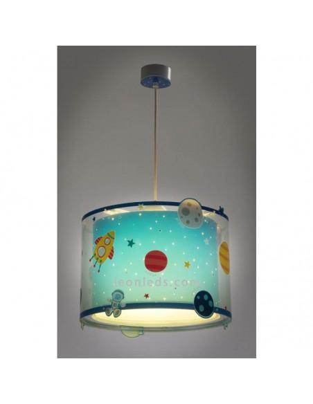 De Redonda Planets Serie Infantil Lámpara Techo txsdChrQ