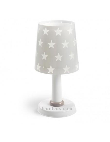Lámpara de Techo Infantil Colgante Serie Stars Estrellas Verde 81212H Dalber Colgante | LeonLeds Iluminación