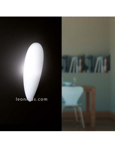 Aplique de pared para interior de la serei Toulon de Trio de diseño moderno | LeonLeds Iluminación decorativa