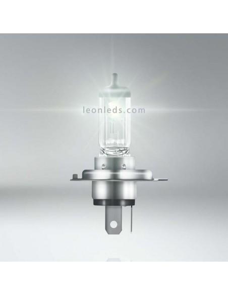 Bombillas Halógenas H4 Truckstar Pro 24V para camiones +100% Osram al mejor precio | LeonLeds Iluminación