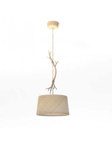 Lámpara Colgante de Techo Rústica Serie Sabina 6179 de Mantra | Leonleds Iluminación