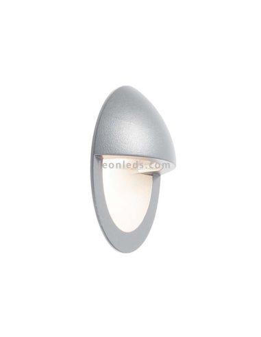 Baliza para exterior LED Aqua de Dopo   Baliza empotrable LED para exterior redonda   LeonLeds Iluminación