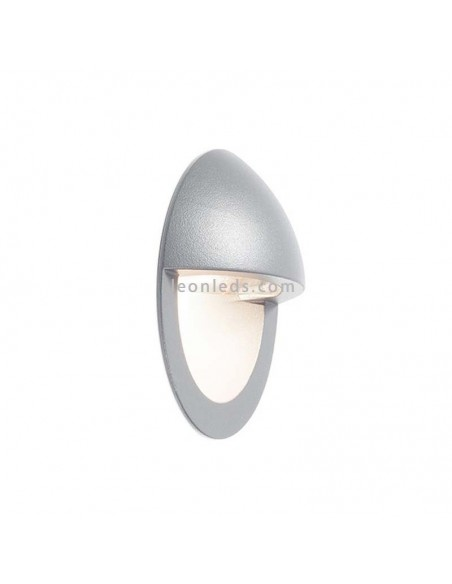 Baliza para exterior LED Aqua de Dopo | Baliza empotrable LED para exterior redonda | LeonLeds Iluminación