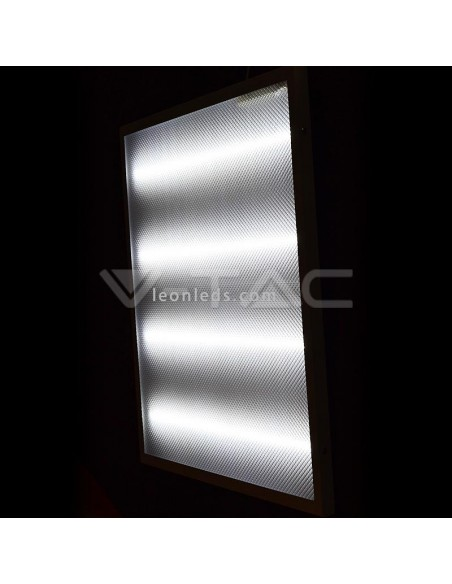 Panel LED 60X60 36W 2880Lm Con Driver (4Unds) | Panle LED 60x60 barato Low Cost | LeonLeds Iluminación