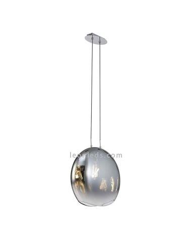 Lámpara de techo vintage | Lámpara de techo salón grande | Lámpara colgante salón | LeonLeds Iluminación