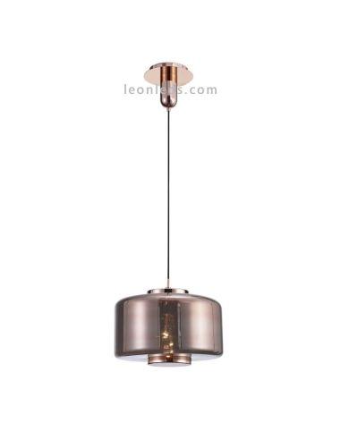 Lámpara de Techo moderna Jarras Cobre | Lámpara colgante serie Jarras 6190 | Lámpara de techo barata | LeonLeds