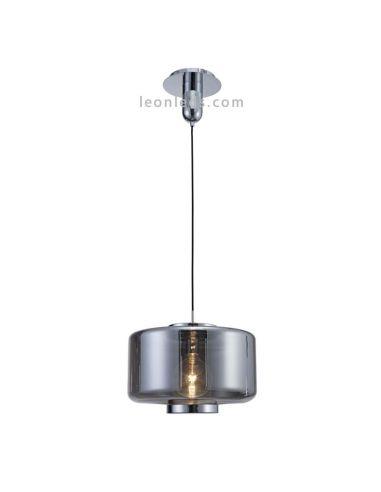 Lámpara de Techo moderna Cromo | Lámpara colgante Jarras 6190 | Lámpara de techo barata | LeonLeds