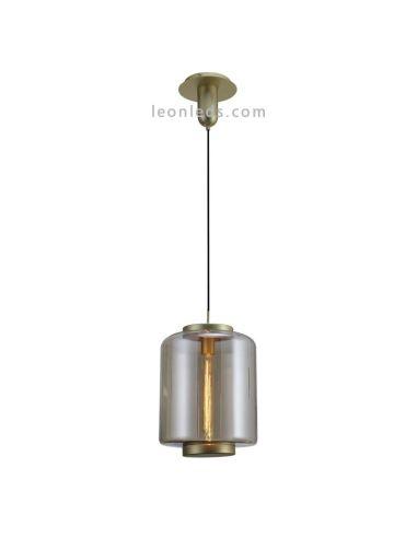 Lámpara de techo Vintage moderna | Lámpara colgante moderna 6195 | Lámpara de techo Bronce | LeonLeds