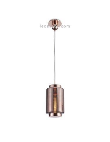 Lámpara de techo serie Jarras XS | Lámpara de techo Cobre serie Jarras 6199 | Lámpara de techo Barata | LeonLeds