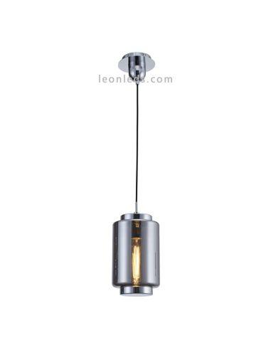 Lámpara de techo Cromo Grafito XS | Lámpara de techo Cobre serie Jarras 6200 | Lámpara de techo Barata | LeonLeds