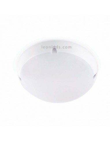 Plafón de Techo LED para exterior con Sensor 20W IP65 Dakyu PIR de Faro Barcelona | LeonLeds Iluminación