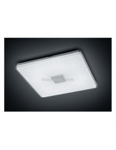 Plafón de Techo LED Moderno Con Mando a distancia Kyoto 60W | Plafón de techo LED Kyoto 60W | LeonLeds