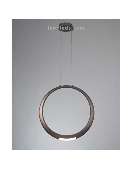 Delicieux Lámpara De Techo LED Moderna | Lámpara Colgante Bronce LED | Lámpara LED  Ring De Mantra
