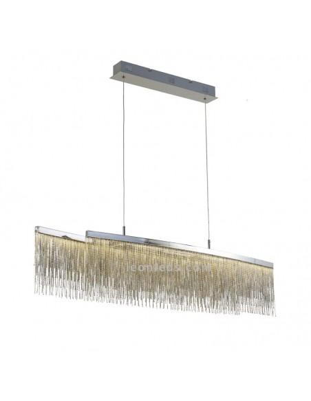 Lámpara de Techo Serie Cinna LED   Lámpara de diseño moderno   Lámpara colgante LED   LeonLeds Iluminación